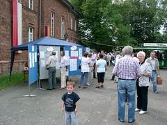 Schulhoffest 2007