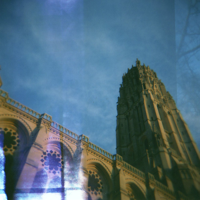 Holga Photography, Riverside Church