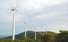 First Wind's Mars Hill Wind Farm