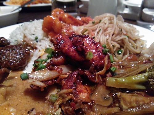 Chindian Food