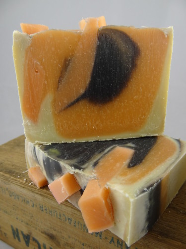 Orange Blossom Soap April 2012 (4)