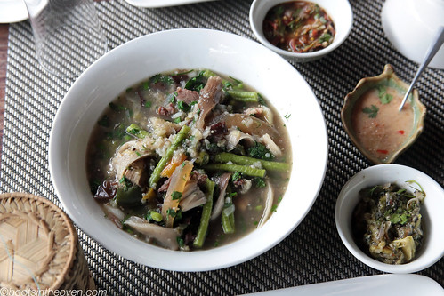 Orlarm - Luang Prabang style stew with buffalo meat and skin