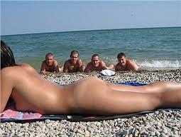 Групповой секс на тель авивском пляже видео