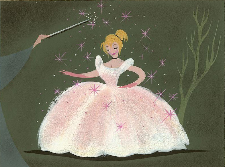 Mary Blair Cinderella