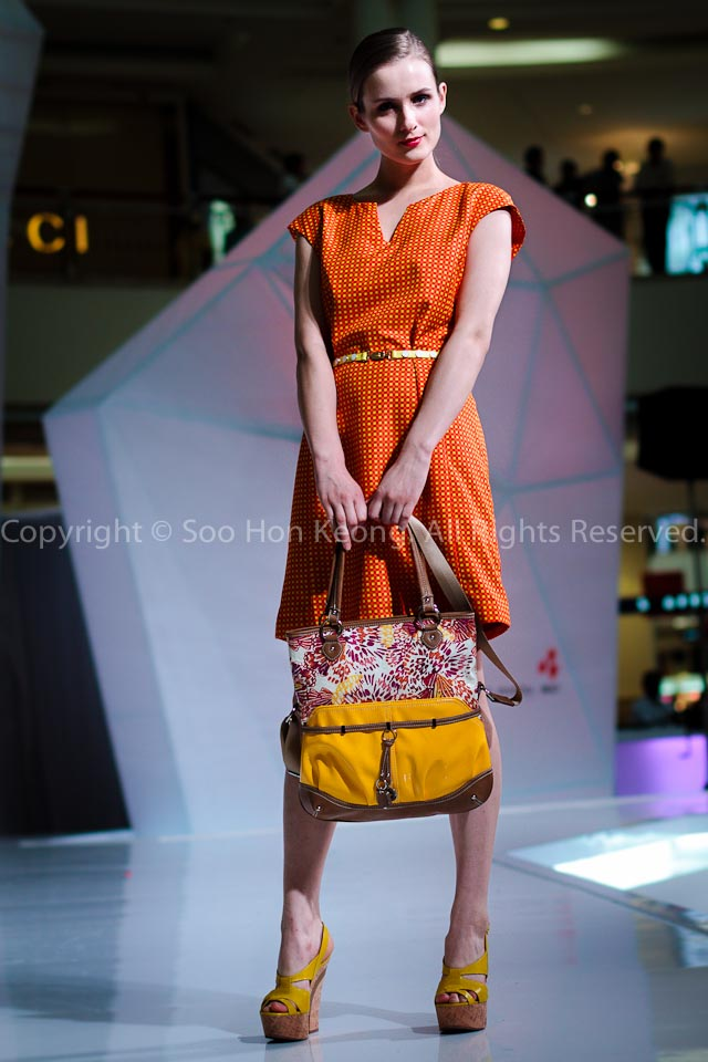 KLCC Spring/Summer Fashion Week 2012 - Nine West