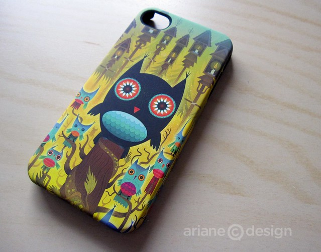 ICON iPhone4 case-10