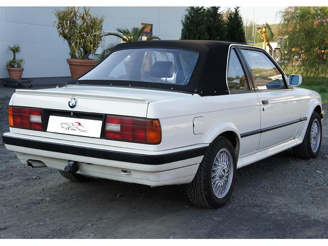 Bmw E >> BMW_E30_Baur_weiss_schw_05 | Flickr - Photo Sharing!