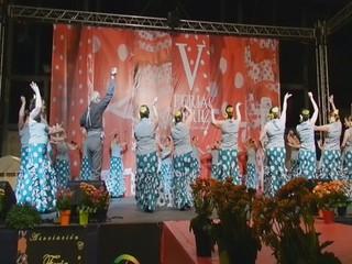 vídeo 07 Albahicin V Feria de abril Las Palmas de Gran Canaria 2012
