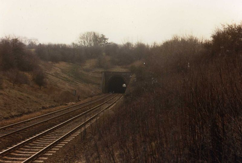 MANTON TUNNEL