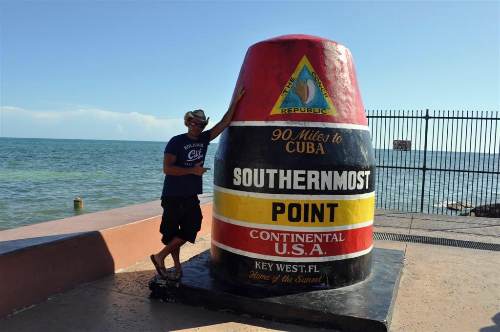 Southermost point, el punto más al sur de Estados Unidos y a 90 millas de Cuba. florida keys, carretera al paraíso (mejor con un mustang) - 7214492986 7901963469 o - Florida Keys, carretera al paraíso (mejor con un Mustang)