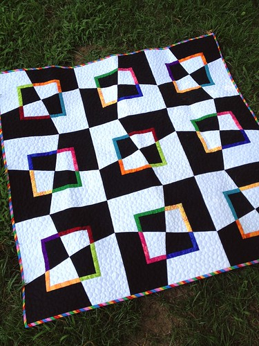 Mad as a Hatter Quilt