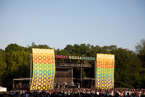The Great Googa Mooga - Day 1 - Prospect Park, Brooklyn, NYC