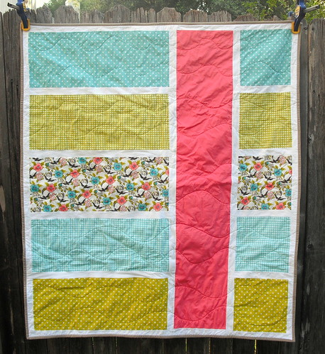 Sarah's Baby Quilt