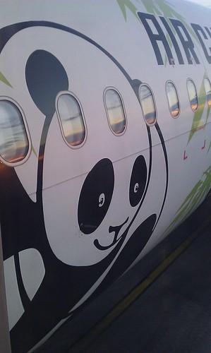 Air China  PANDA