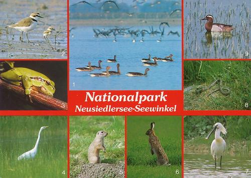 Fertö / Neusiedlersee Cultural Landscape