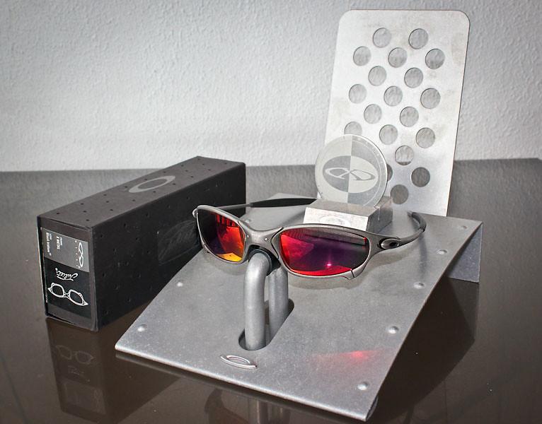 4676b448ff7 Oakley Juliet X-Metal Ruby