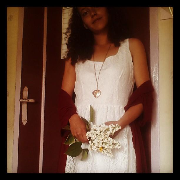 J-15 tenue et bijoux trouver ♥♡♥ #look #blog #blogueuse #mode #mariage #jelevelesecret #kiabi