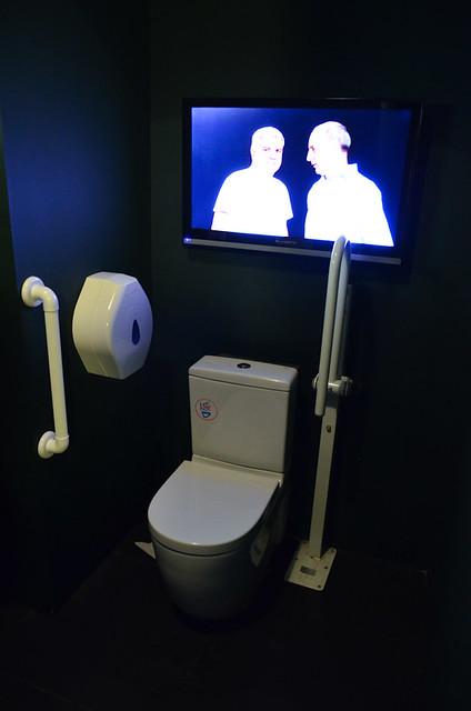 Invento para el váter