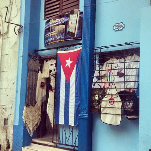 venta en #Cuba cuentapropistas por doquier