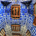 Inside the Casa Batllo , Barcelona - the Light Shaft by neilalderney123