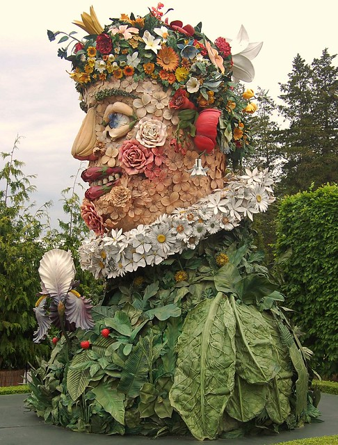 Four Seasons at the New York Botanical Garden - An Exhibition of Outdoor Sculpture by Philip Haas