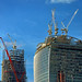 Small photo of Cheesegrater and Walkie Talkie