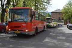 16.05.13 Jeseník Rail Replacement Buses