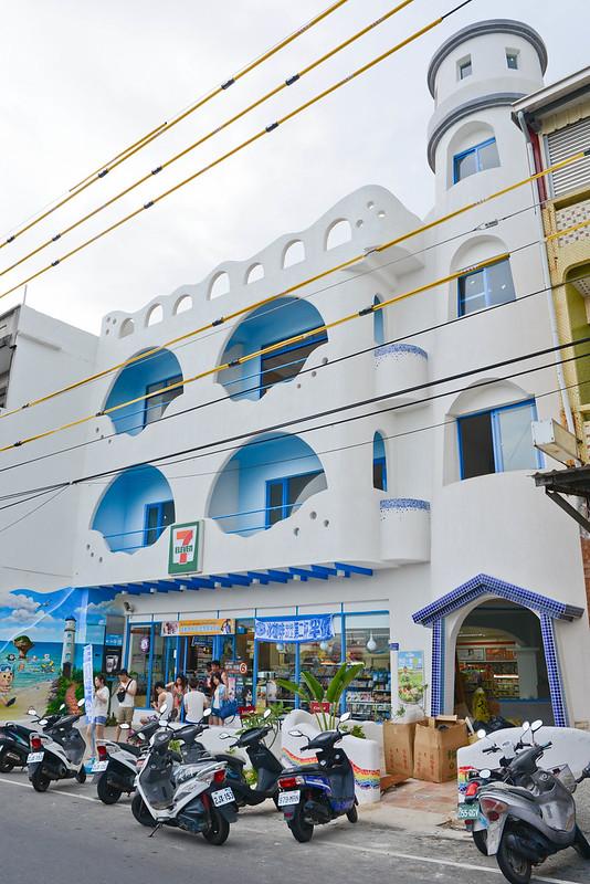 小琉球美食 7-11