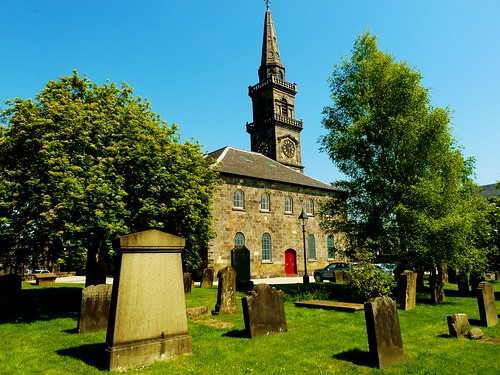 Oakshaw Trinity Church, Paisley, Scotland