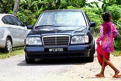 automobile(1.0), automotive exterior(1.0), sport utility vehicle(1.0), wheel(1.0), vehicle(1.0), automotive design(1.0), mercedes-benz w124(1.0), mercedes-benz(1.0), mercedes-benz 500e(1.0), land vehicle(1.0), luxury vehicle(1.0),