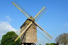 Moulin à vent de Saint Maxens