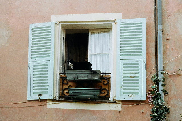 roquebrune window