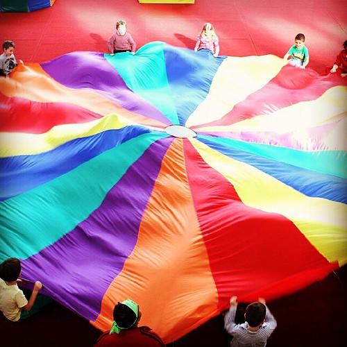 Parachute #happybirthday