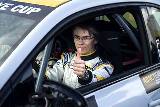ADAC Opel Rallye Cup: Fabian Kreim