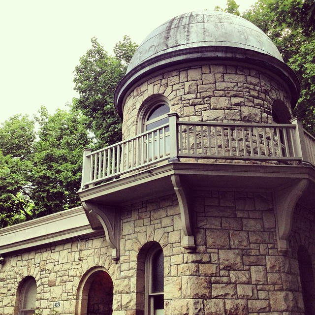 Theodore Jacobsen Observatory