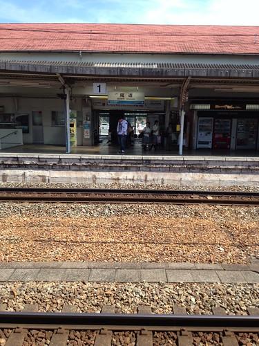 尾道駅1番ホーム by haruhiko_iyota