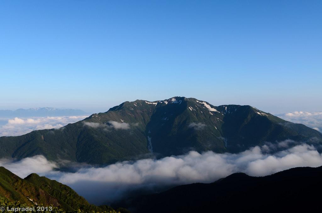 20130630 仙丈ヶ岳