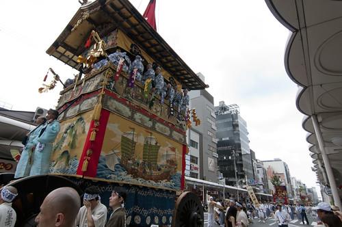 2013/07/17 京都・祇園祭 山鉾巡行