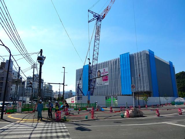 イズミ本社 移転 IZUMI youmeマート 広島市東区 二葉の里土地区画整理事業地