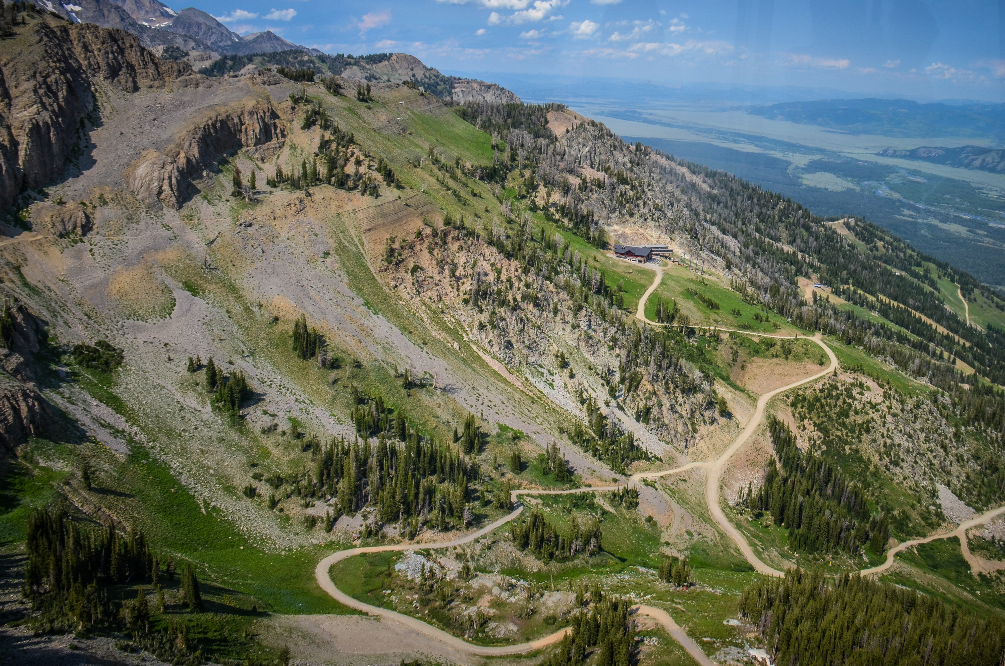 Elevation of Riverbend Rd, Jackson, WY, USA - Topographic ...