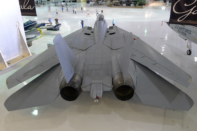 Heck: Grumman F-14A Tomcat
