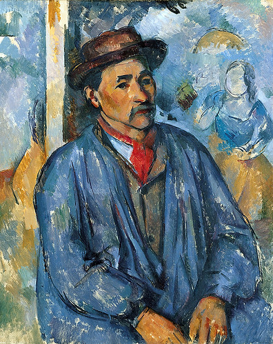 cézanne kimbellartmuseum fortworthtexas portrait 19thcentury onview