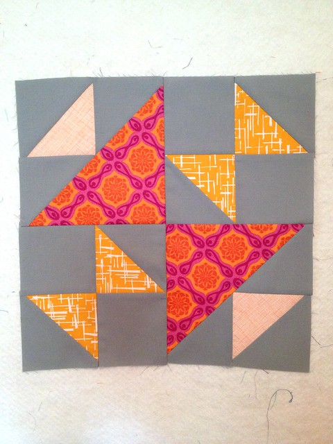 Sisters Ten BOM - August Blocks