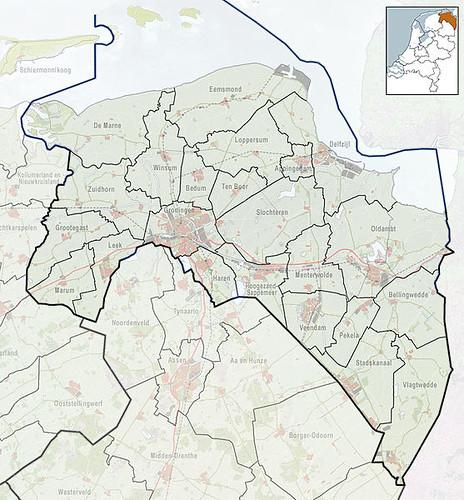 2010-NL-P01-Groningen-positiekaart-gemnamen
