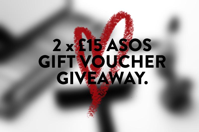 2 x ASOS Gift Voucher Giveaway | www.latenightnonsense.com