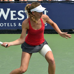 2013 US Open (Tennis) - Qualifying Round - Olivia Rogowska