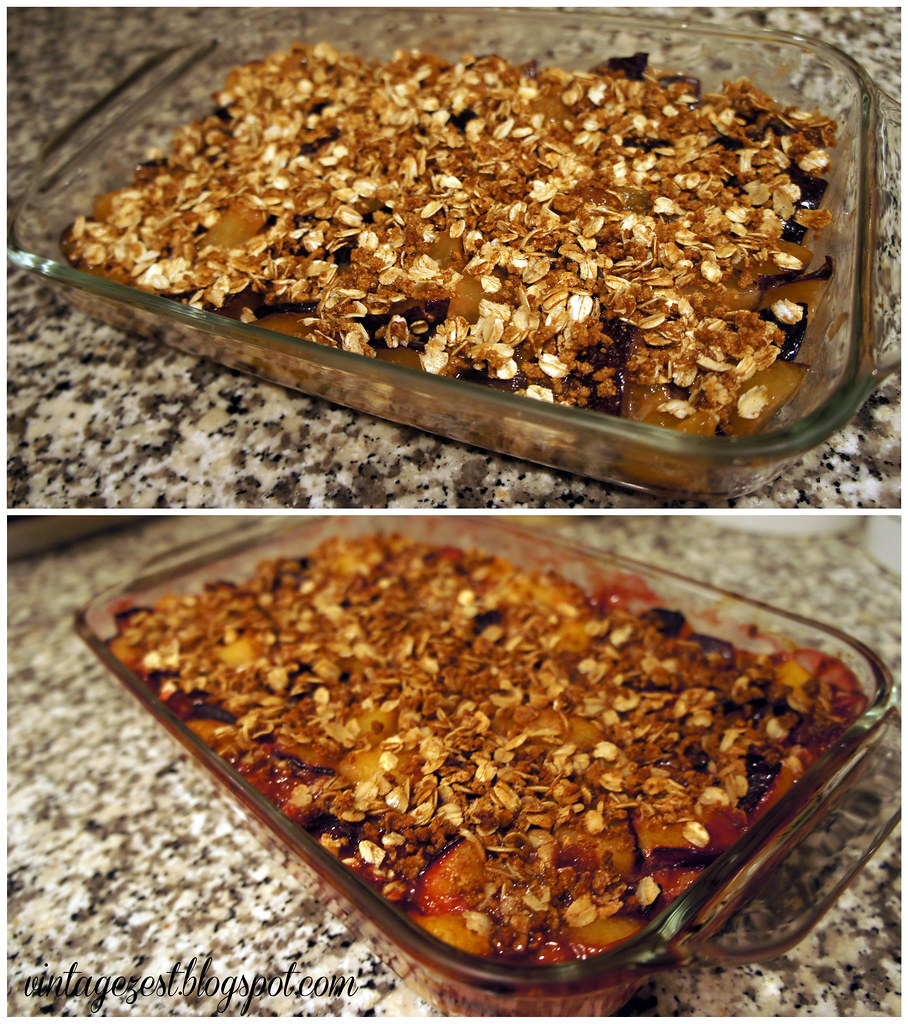 -Plum Crumble 2