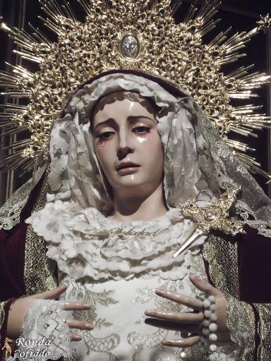 Virgen de la Soledad, Ronda