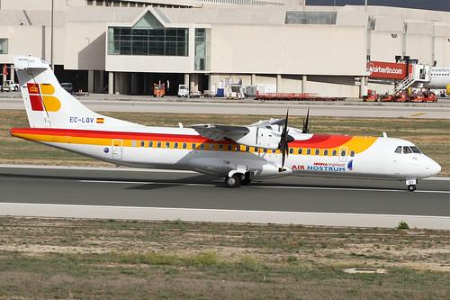 EC-LQV ATR72-600 AIR NOSTRUM.
