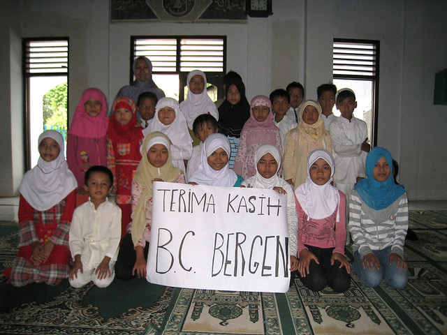 2012 Oma's benefiettoernooi: Respons weeshuis